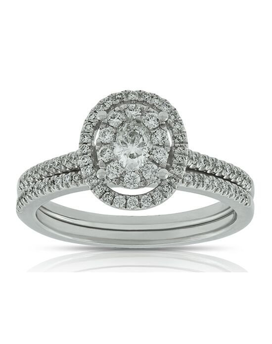 Ben Bridge Jeweler Classic Oval Cut Engagement Ring