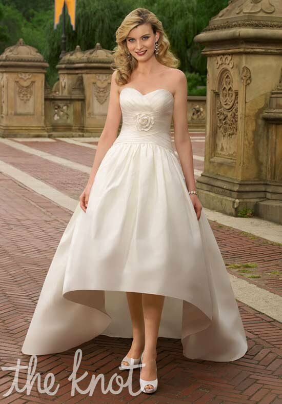 Morilee by Madeline Gardner/Voyage 6701 A-Line Wedding Dress