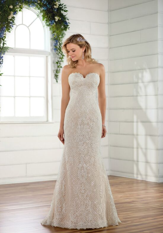 Essense of Australia D2441 Wedding Dress
