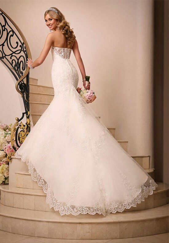 Stella York 6034 Mermaid Wedding Dress