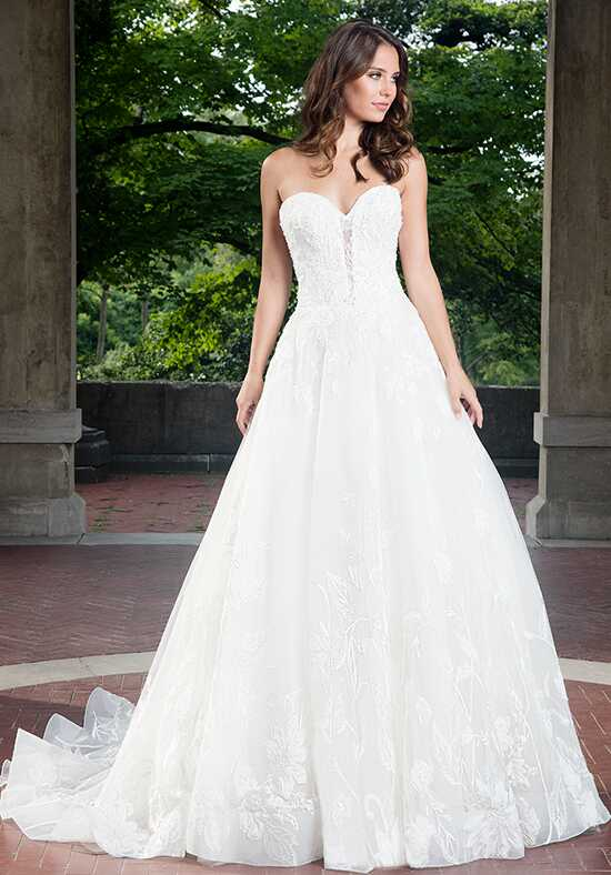 Lo' Adoro M608 Ball Gown Wedding Dress