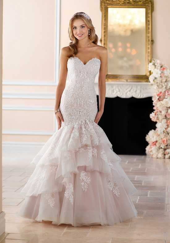 Stella York 6405 Mermaid Wedding Dress