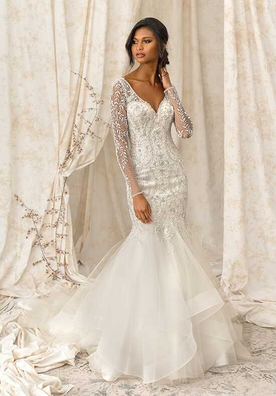 Justin Alexander Signature 9901 Mermaid Wedding Dress