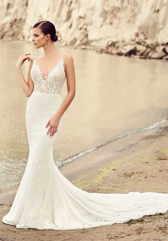 Mikaella 2100 Mermaid Wedding Dress
