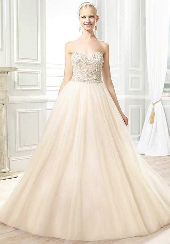 Moonlight Collection J6353 Ball Gown Wedding Dress