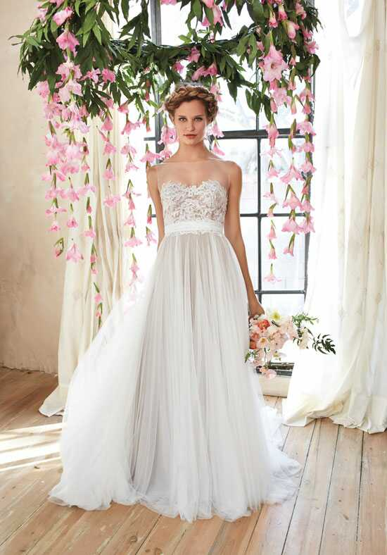 Willowby by Watters Penelope 53707 A-Line Wedding Dress