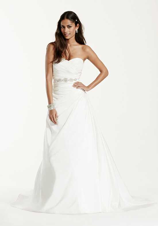 David's Bridal David's Bridal Collection Style WG3243 A-Line Wedding Dress