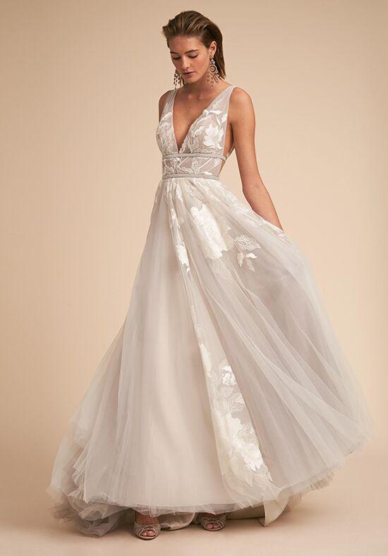 BHLDN Hearst Gown Wedding Dress - The Knot