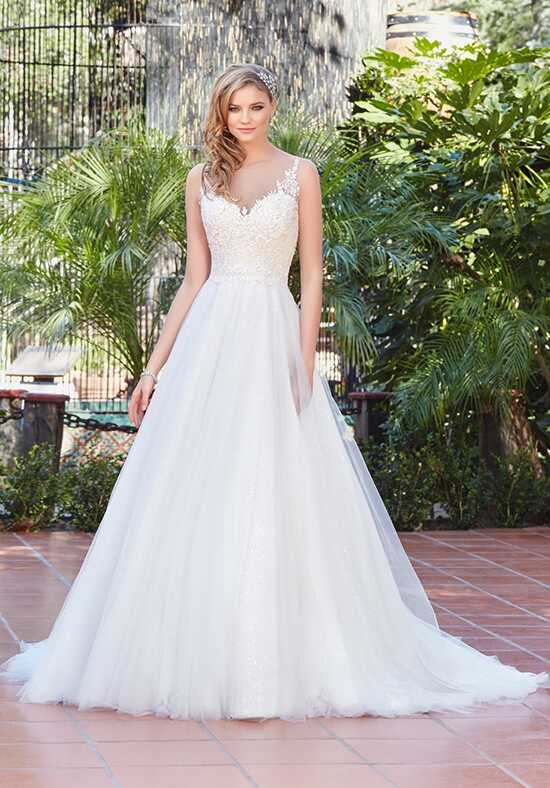IVOIRE by KITTY CHEN DONATELLA, V1701 Ball Gown Wedding Dress
