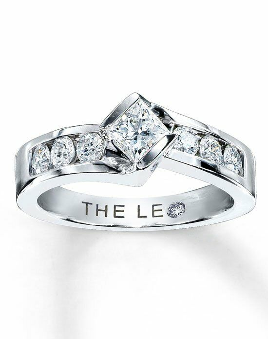 Leo Diamond Ring Settings