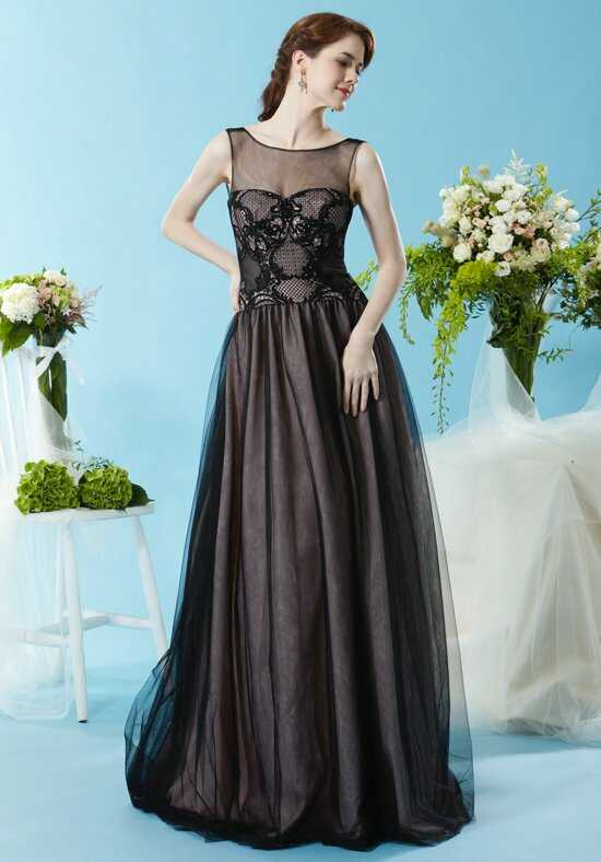 Eden Social Occassion 4085 Black Mother Of The Bride Dress