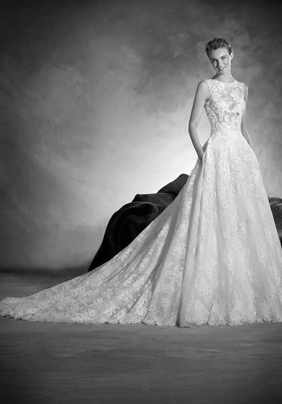 PRONOVIAS NAIARA Wedding Dress photo