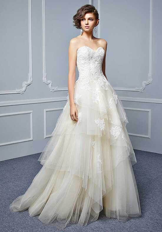 Beautiful BT17-29 A-Line Wedding Dress