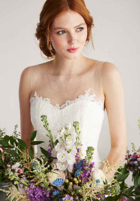 Lea-Ann Belter Ophelia A-Line Wedding Dress