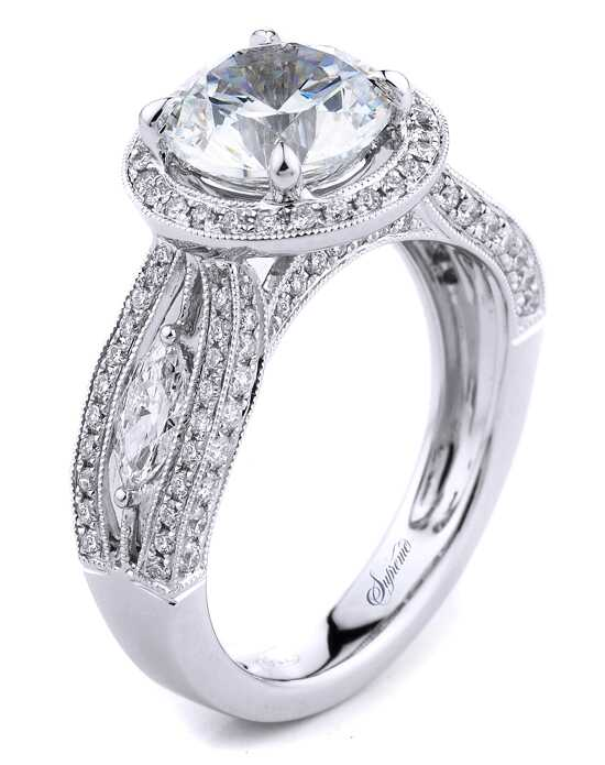 Supreme Jewelry SJ157661 Engagement Ring photo