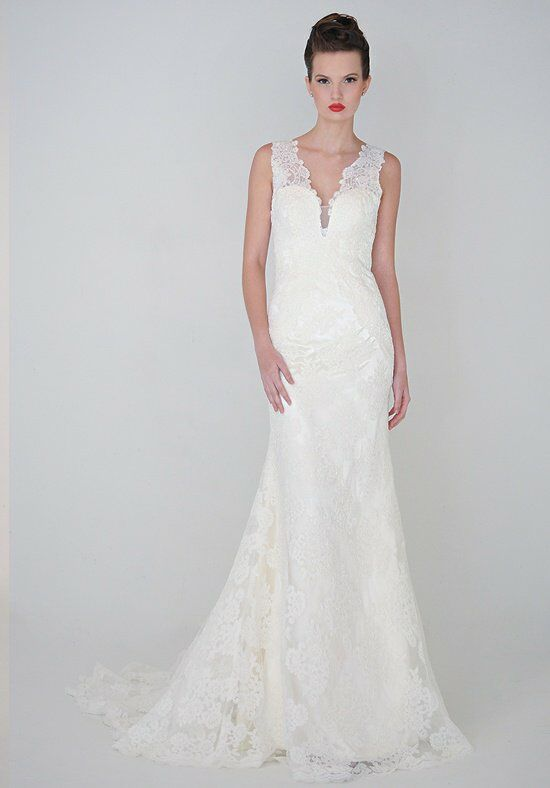 "Eugenia ""Cora"" Style # 3925 Sheath Wedding Dress"