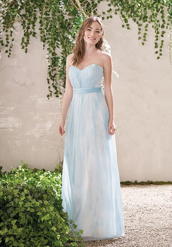 B2 by Jasmine B193003 Sweetheart Bridesmaid Dress
