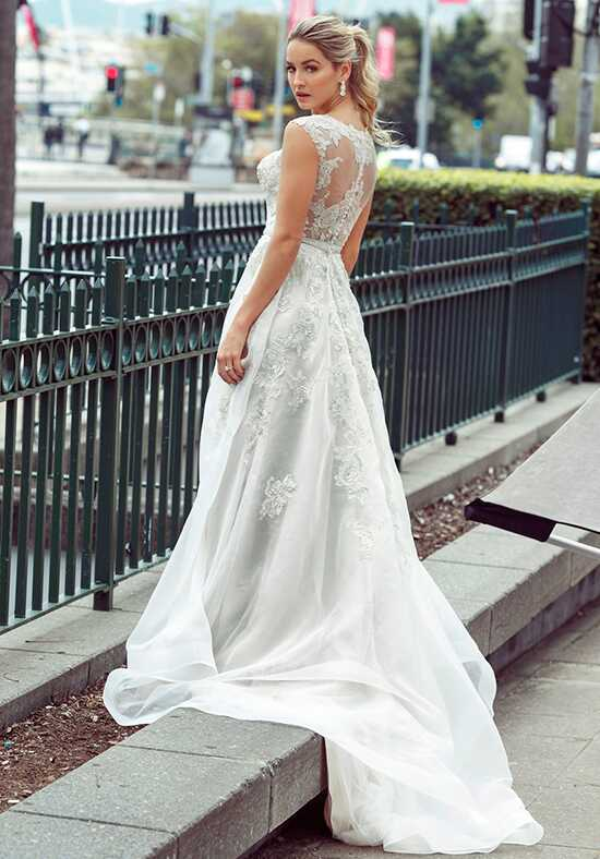 Mia Solano M1722Z A-Line Wedding Dress