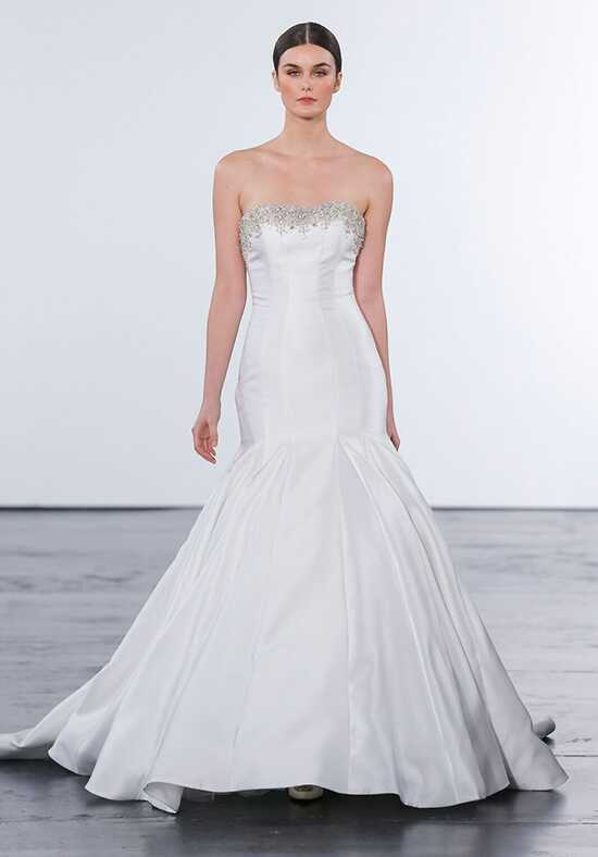 Dennis Basso for Kleinfeld 14152N Mermaid Wedding Dress