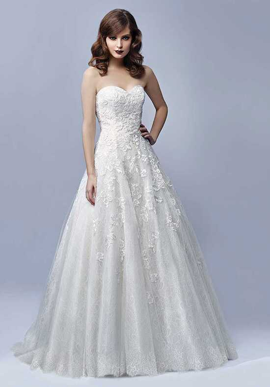 Blue by Enzoani Jackie A-Line Wedding Dress