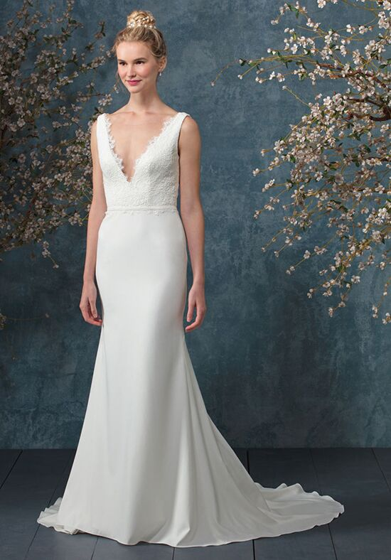 Beloved by Casablanca Bridal BL236 Indigo Mermaid Wedding Dress