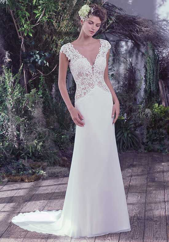 Maggie Sottero Phaedra Sheath Wedding Dress