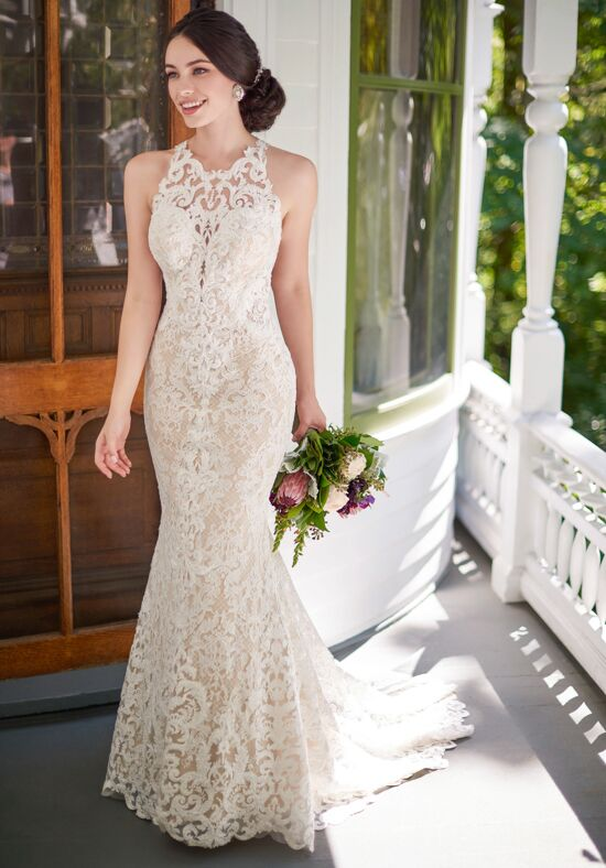 Martina Liana 947 Sheath Wedding Dress