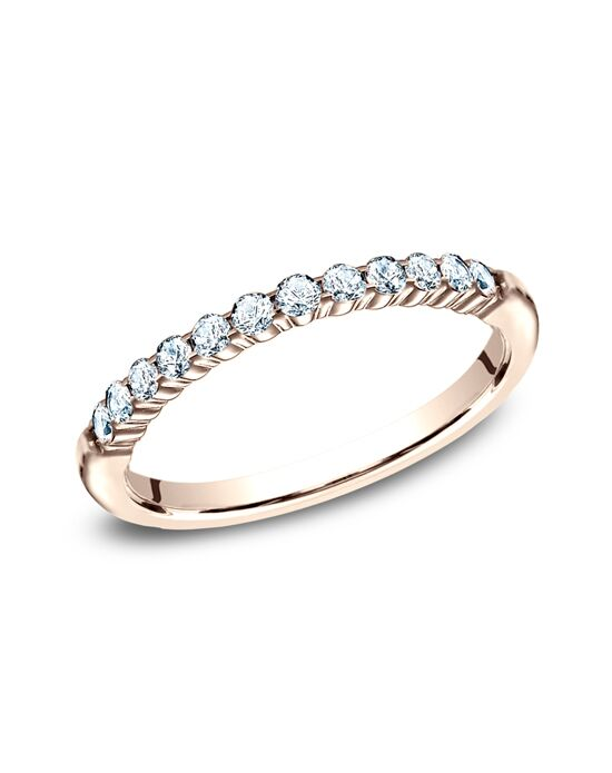 Benchmark 552621R Rose Gold Wedding Ring