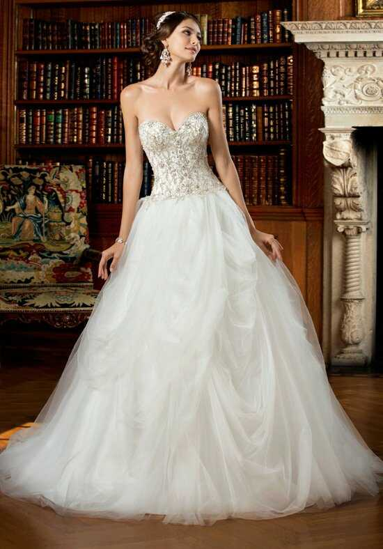 KITTYCHEN Couture ROSLYN, H1432 Ball Gown Wedding Dress
