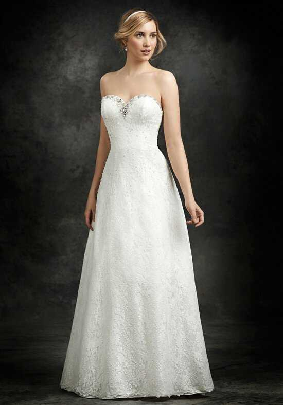 Ella Rosa BE235 A-Line Wedding Dress