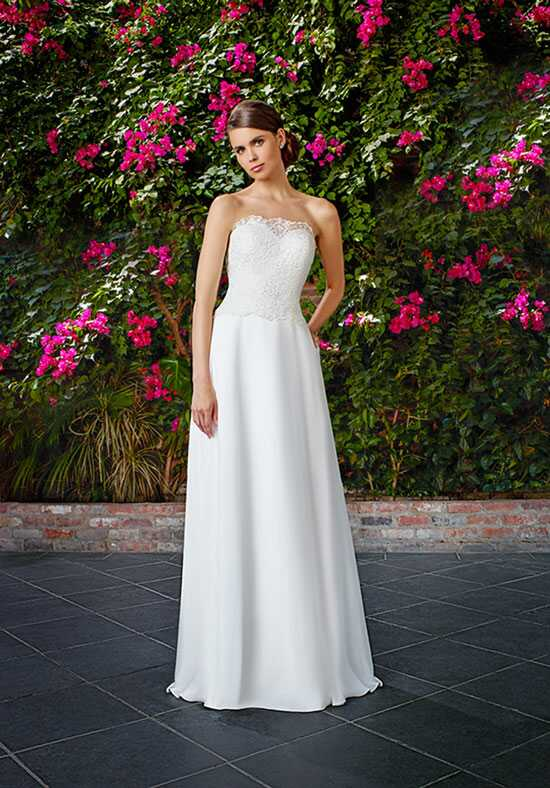 Moonlight Tango T764 A-Line Wedding Dress