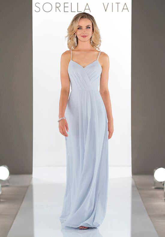 Sorella Vita 9094 V-Neck Bridesmaid Dress