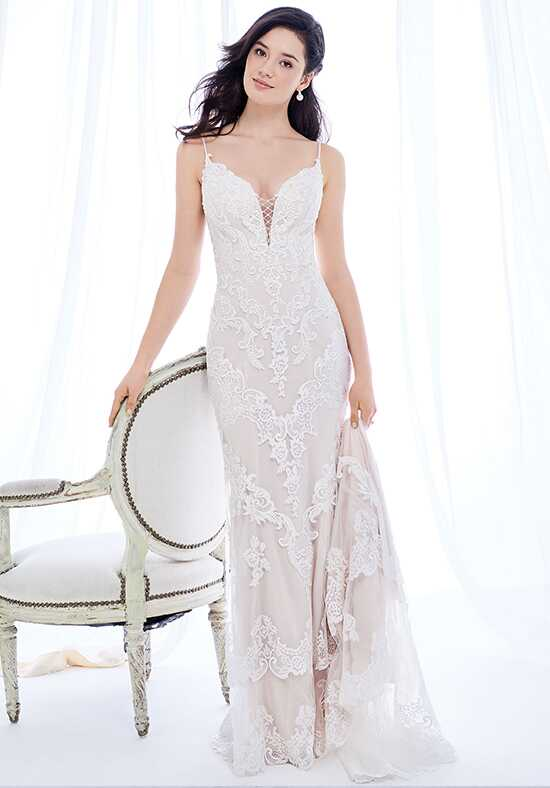 Kenneth Winston: Ella Rosa Collection BE397 Sheath Wedding Dress