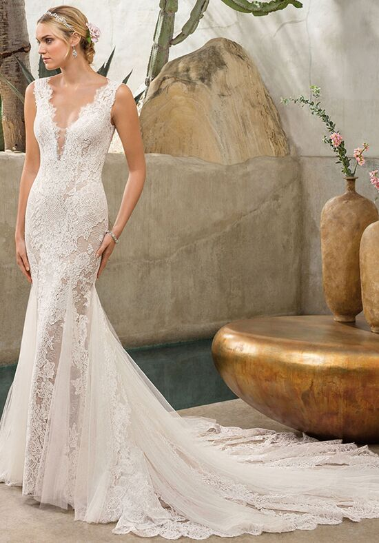 Casablanca Bridal Style 2306 Savannah Mermaid Wedding Dress