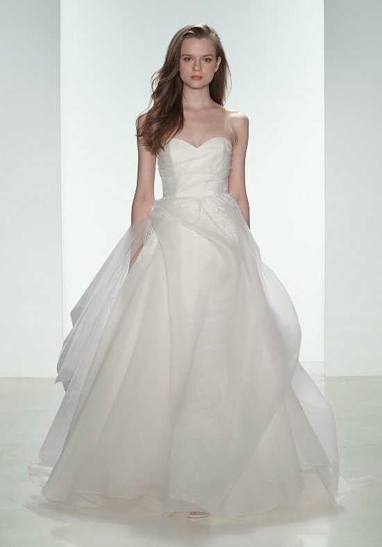 Nouvelle Amsale Erin Ball Gown Wedding Dress