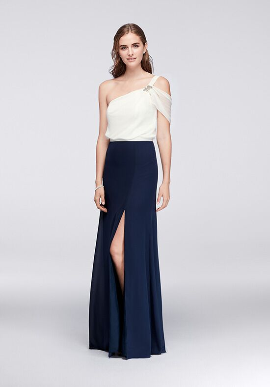 Wonder by Jenny Packham Bridesmaids Wonder by Jenny Packham Style JP291731 One Shoulder Bridesmaid Dress