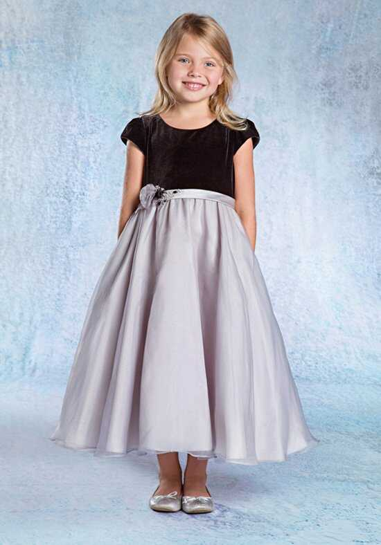Alfred Angelo Flower Girls 6689 Flower Girl Dress