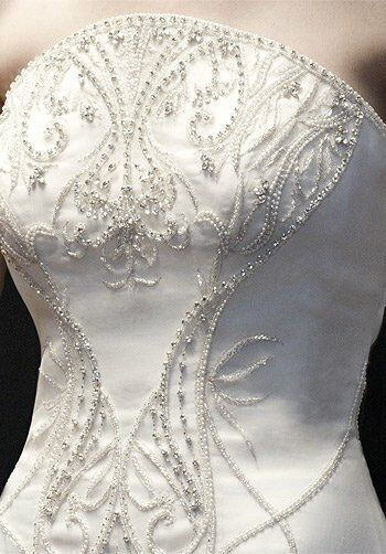 Cb couture b066 wedding dress the knot for Cb couture wedding dresses