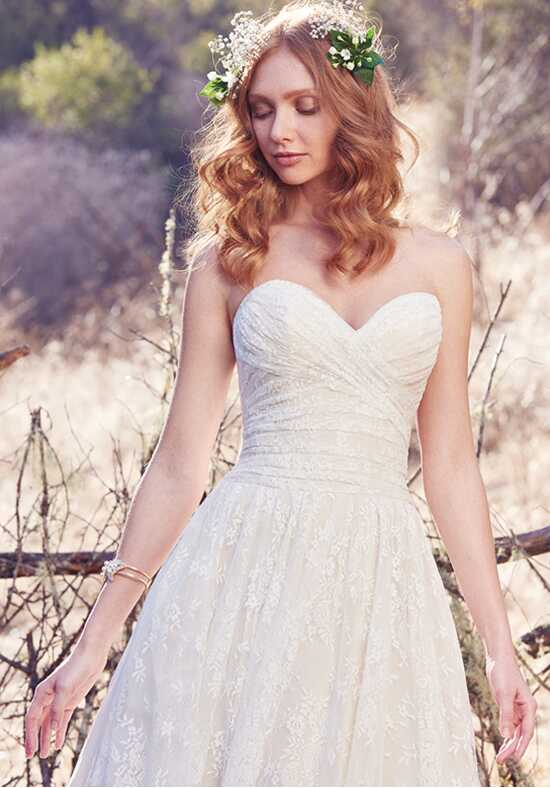Maggie Sottero Marta A-Line Wedding Dress
