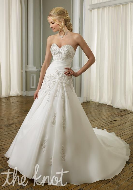 Morilee by Madeline Gardner 1662 A-Line Wedding Dress
