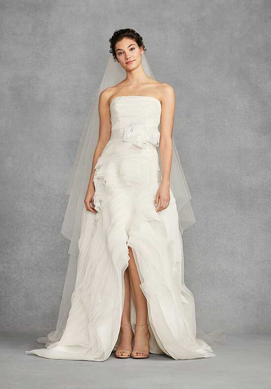 White by Vera Wang White by Vera Wang Style VW351422 Sheath Wedding Dress