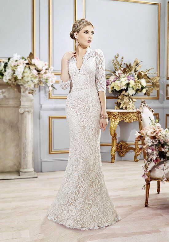 Val Stefani AMARIS Mermaid Wedding Dress