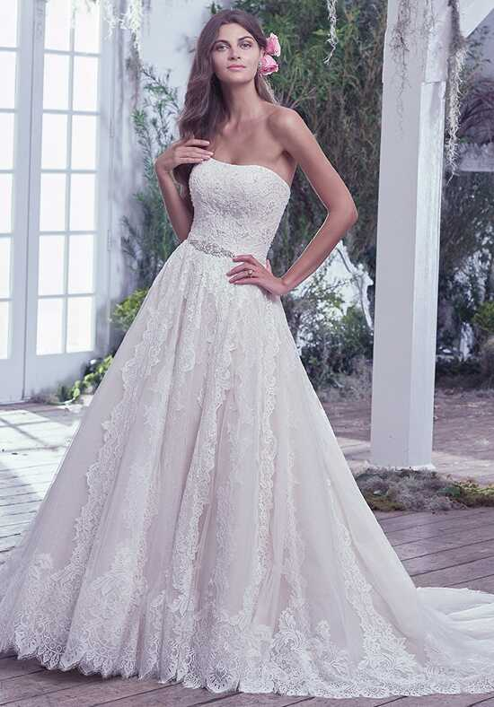 Maggie Sottero Temperance Ball Gown Wedding Dress