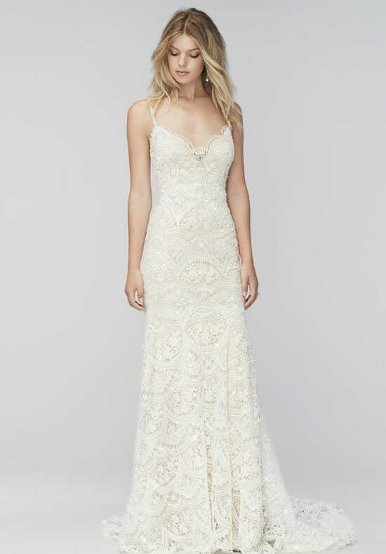 Wtoo Brides Elise 16153B Sheath Wedding Dress