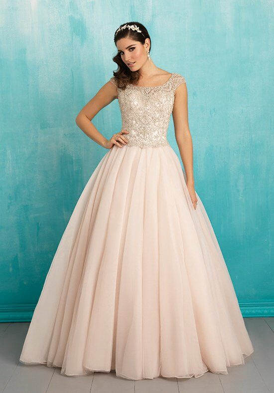 Allure Bridals 9310 Ball Gown Wedding Dress