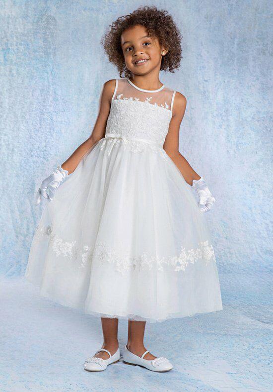 Alfred Angelo Flower Girls 6683 Flower Girl Dress - The Knot