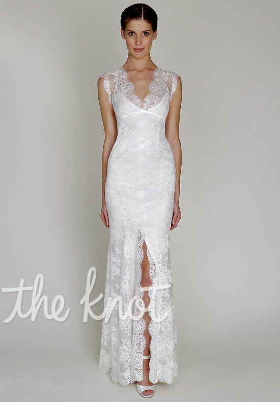 BLISS Monique Lhuillier BL1330 Wedding Dress - The Knot