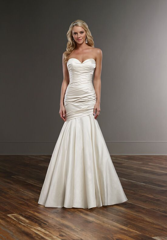 Martina Liana 742 Mermaid Wedding Dress