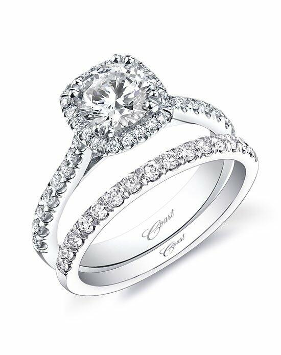 Coast Diamond Charisma Collection - LC5256 & WC5256 Engagement Ring photo