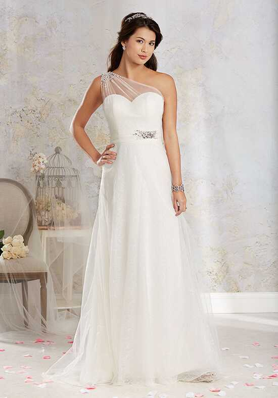 Alfred Angelo Modern Vintage Bridal Collection 8544 A-Line Wedding Dress